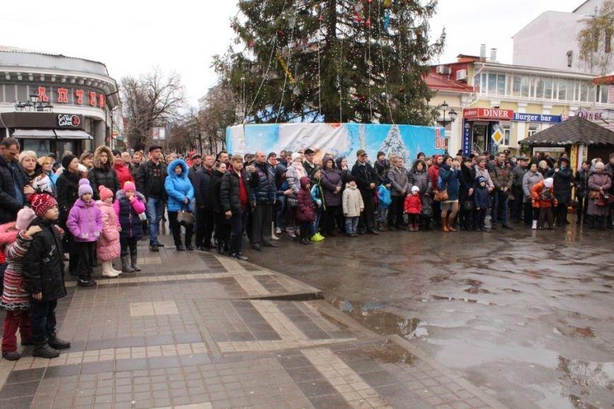 В центре Симферополя открылся рождественский вертеп (ФОТО) (фото) - фото 1