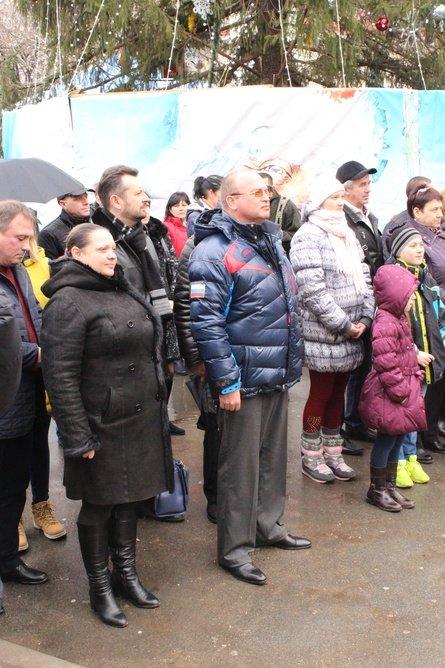 В центре Симферополя открылся рождественский вертеп (ФОТО) (фото) - фото 3