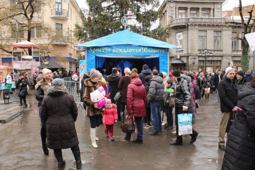 В центре Симферополя открылся рождественский вертеп (ФОТО) (фото) - фото 11