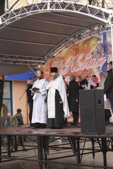 В центре Симферополя открылся рождественский вертеп (ФОТО) (фото) - фото 4