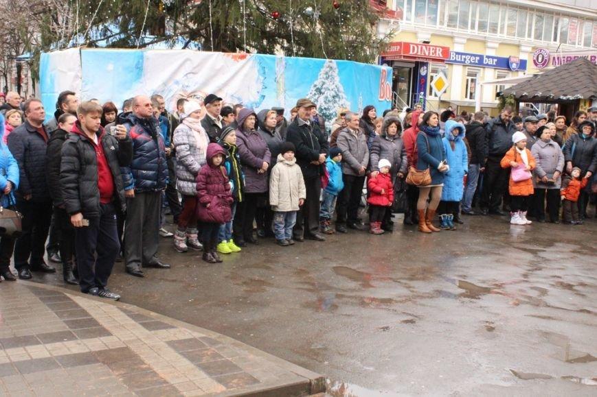 В центре Симферополя открылся рождественский вертеп (ФОТО) (фото) - фото 12