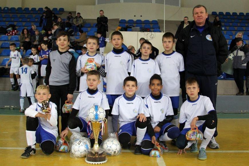 В Симферополе подвели итоги Рождественского турнира по футболу (ФОТО), фото-9
