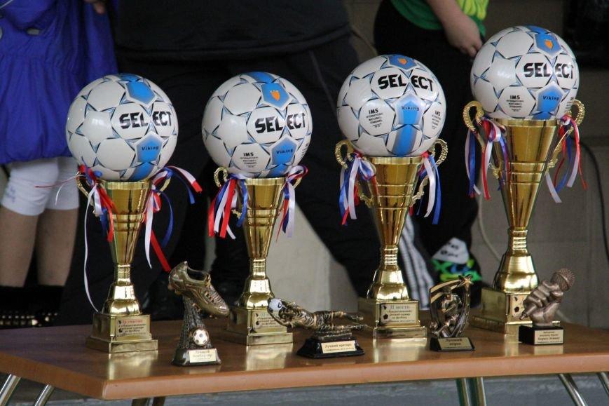В Симферополе подвели итоги Рождественского турнира по футболу (ФОТО), фото-2