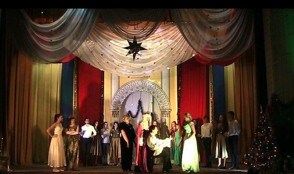 В Макеевке осуществили постановку мюзикла