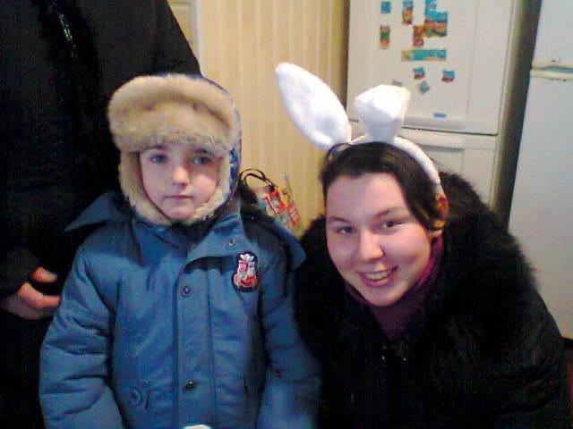 Волонтеры Бердянска не забыли о детях воинов АТО (фото) - фото 6