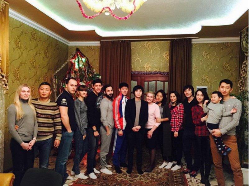 Денисенко семья