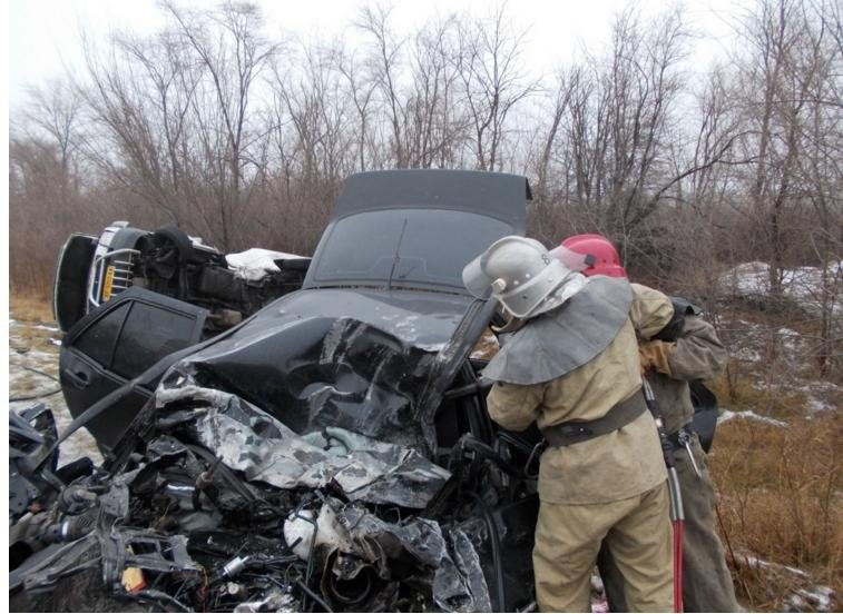 Серьезная авария в Запорожской области: один погибший, шесть человек в больнице (фото) - фото 1