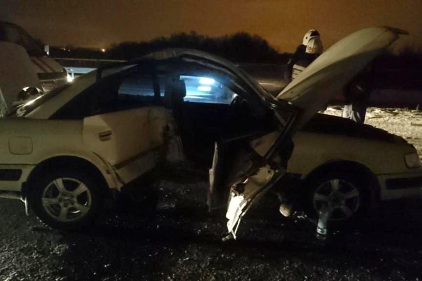 В Старооскольском районе под колёсами «девяносто девятой» погиб пешеход (фото) - фото 1