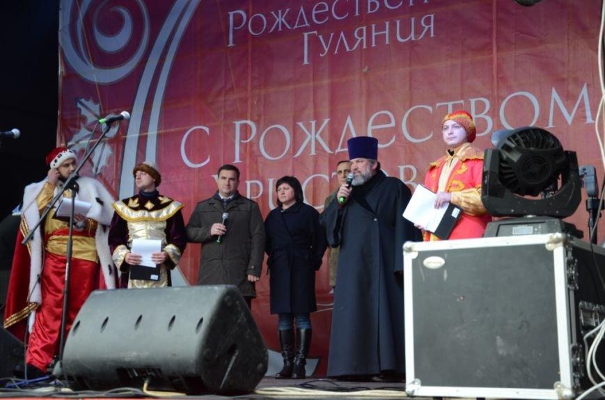 В Ялте начались четырехдневные Рождественские гуляния (ФОТО), фото-2