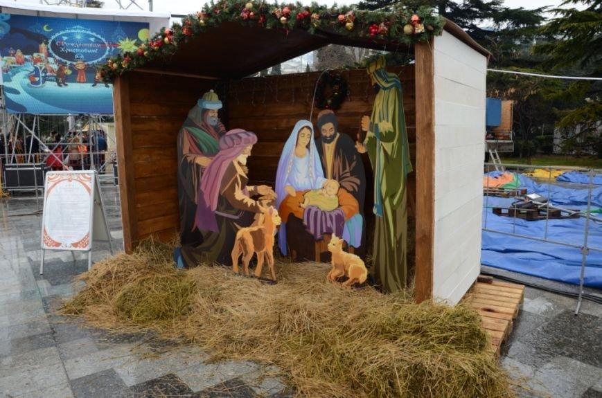 В Ялте начались четырехдневные Рождественские гуляния (ФОТО), фото-6
