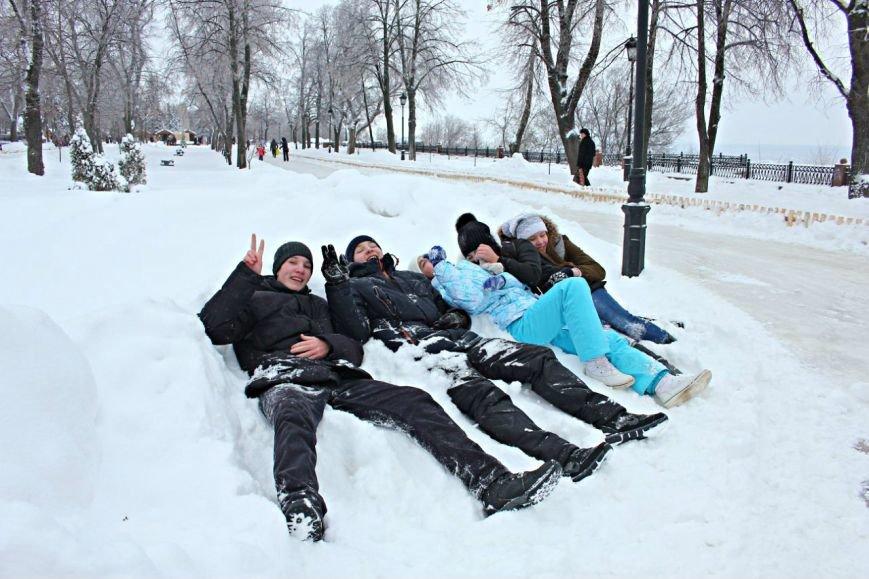 Где и как ульяновцы проводят новогодние каникулы, фото-4
