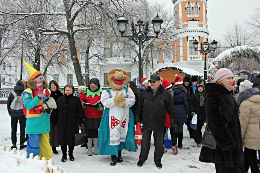 Где и как ульяновцы проводят новогодние каникул (фото) - фото 1