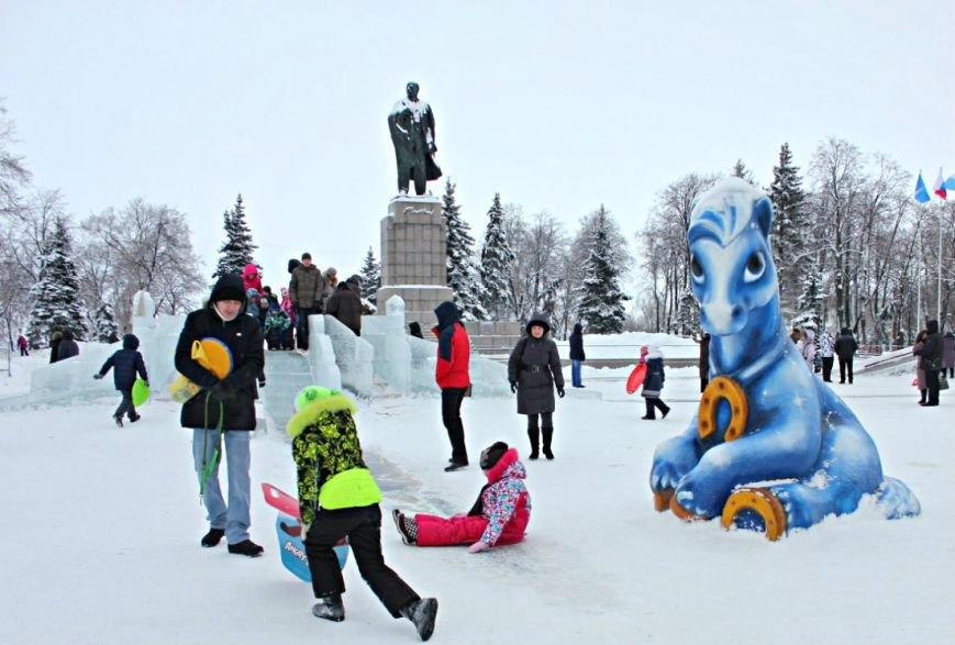 Где и как ульяновцы проводят новогодние каникулы, фото-5