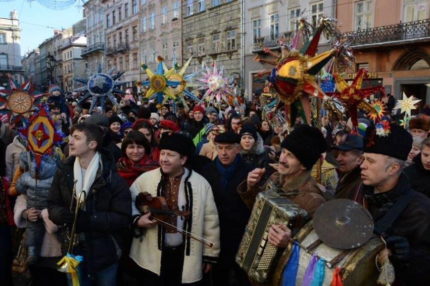Центром Львова пройшла хода звіздарів (ФОТОРЕПОРТАЖ), фото-6