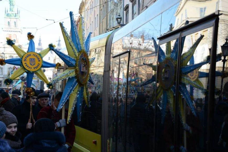 Центром Львова пройшла хода звіздарів (ФОТОРЕПОРТАЖ), фото-9