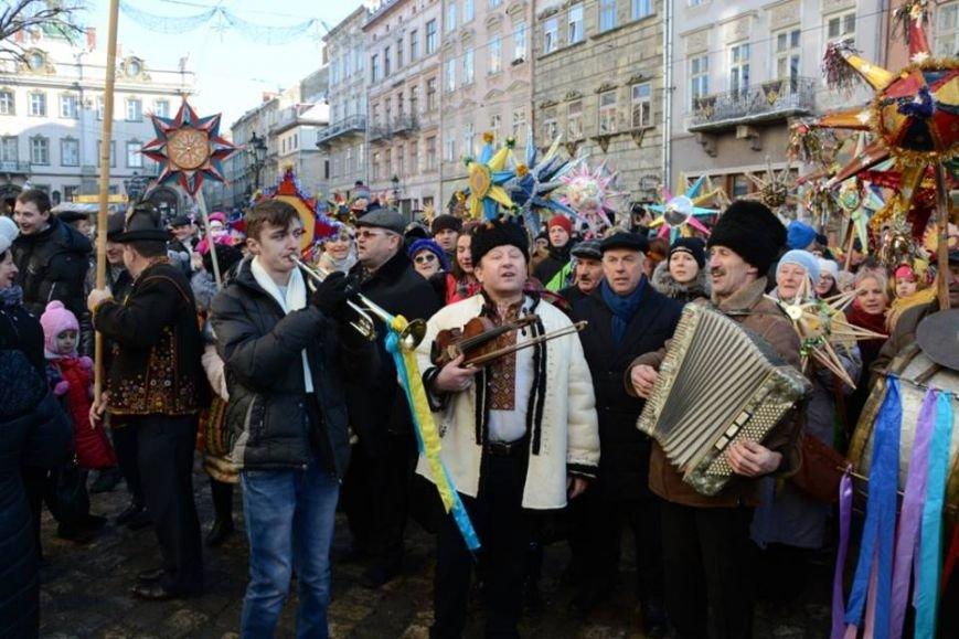 Центром Львова пройшла хода звіздарів (ФОТОРЕПОРТАЖ), фото-4