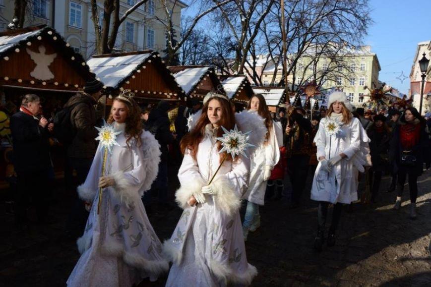 Центром Львова пройшла хода звіздарів (ФОТОРЕПОРТАЖ), фото-8