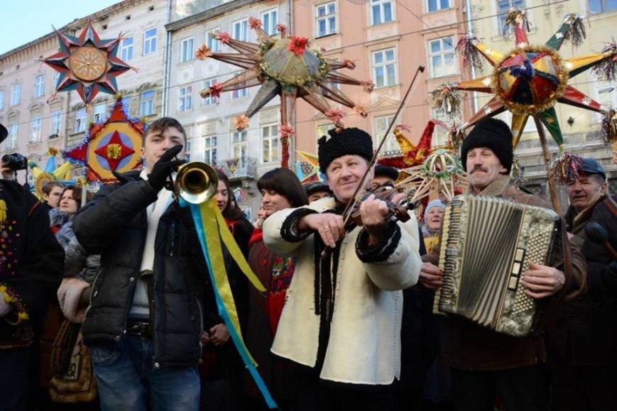 Центром Львова пройшла хода звіздарів (ФОТОРЕПОРТАЖ), фото-7