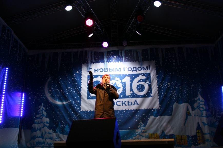 В новой Москве в Троицке на Рождество жителей города поздравили артисты столицы (ФОТО), фото-8