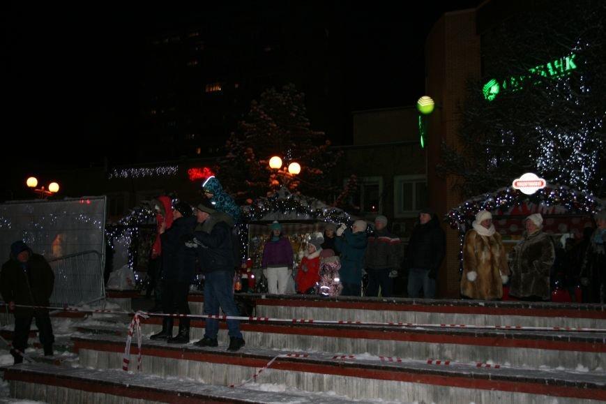 В новой Москве в Троицке на Рождество жителей города поздравили артисты столицы (ФОТО), фото-7