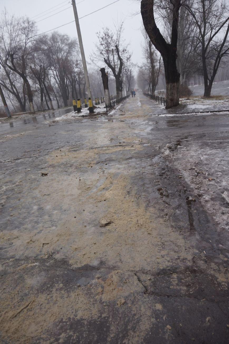 Криворожане и чиновники ходят по разным улицам: граждане жалуются на нерасчищенные улицы (ФОТО, ВИДЕО) (фото) - фото 4