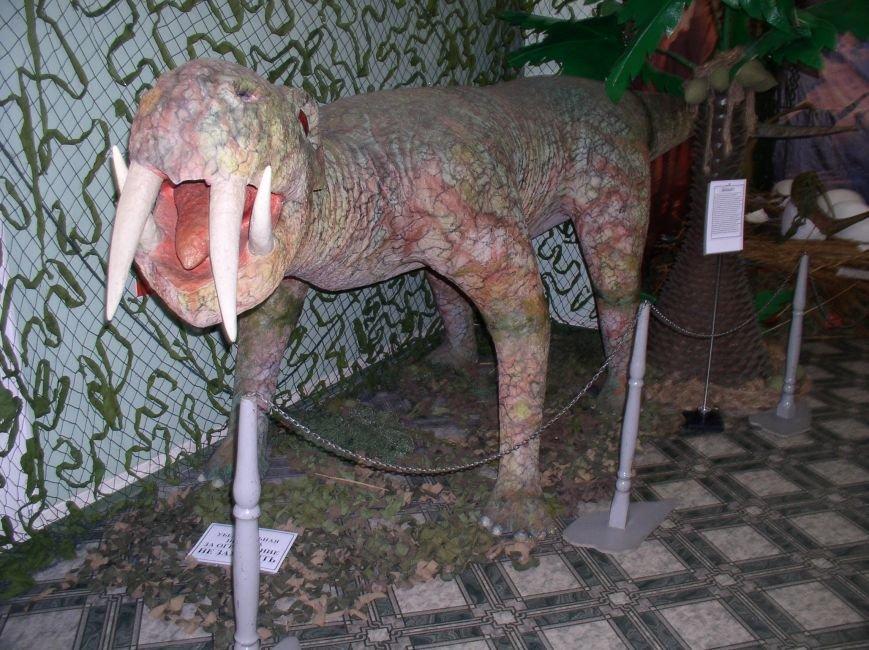 Саркозавры, динозавры и другие доисторические рептилии на выставке в Витебске (фото) - фото 2