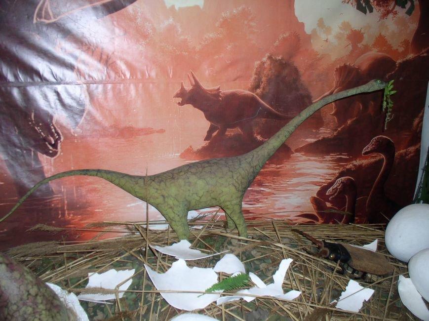 Саркозавры, динозавры и другие доисторические рептилии на выставке в Витебске (фото) - фото 6
