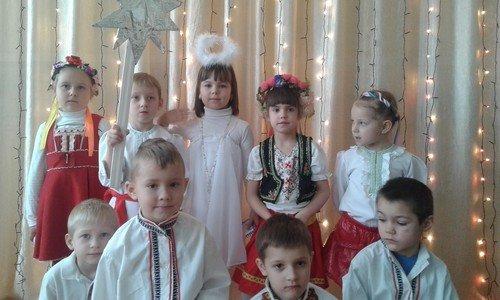 В авдеевских садах прошли рождественские праздники (ФОТО), фото-2