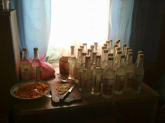 У Львівській області виготовляли  фальсифіковану горілку. Опубліковано фото (фото) - фото 2