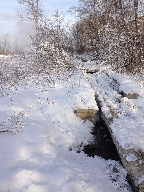 Южная часть Полевского: куда уходит тепло (фотофакт) (фото) - фото 1
