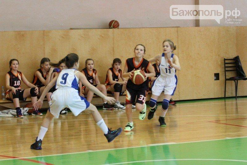 Полевские баскетболистки стали серебряными призерами очередного тура Уральской детской баскетбольной лиги (фото) (фото) - фото 1