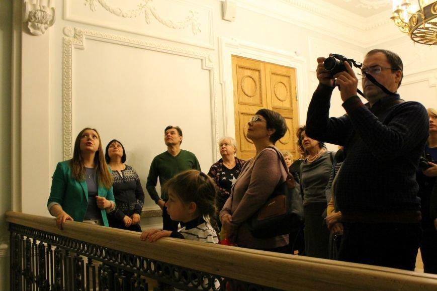 Жители Твери увидели Императорский дворец в новом свете (фото) - фото 2