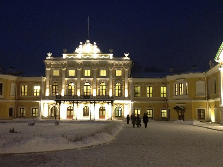 Жители Твери увидели Императорский дворец в новом свете (фото) - фото 1