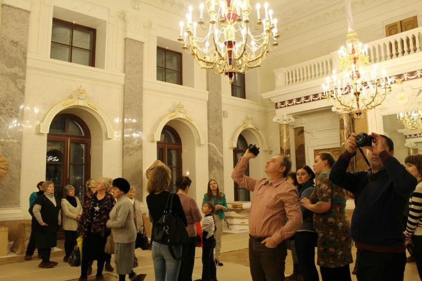 Жители Твери увидели Императорский дворец в новом свете (фото) - фото 4