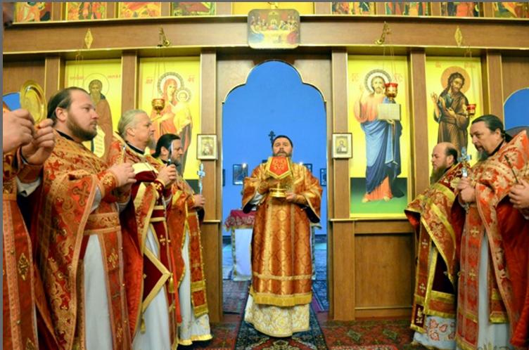 В Кривом Роге в храме апостола первомученика и архидиакона Стефана отметили престольный праздник (ФОТО) (фото) - фото 1