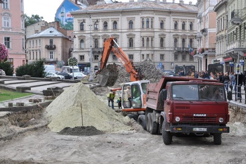 2015 рік у Львові: інфраструктурні зміни (фото) - фото 1