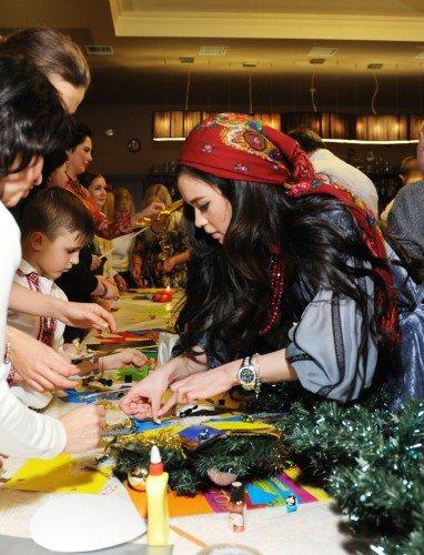 Марічка Яремчук зустріла Різдво в Яремчі (фото) - фото 1