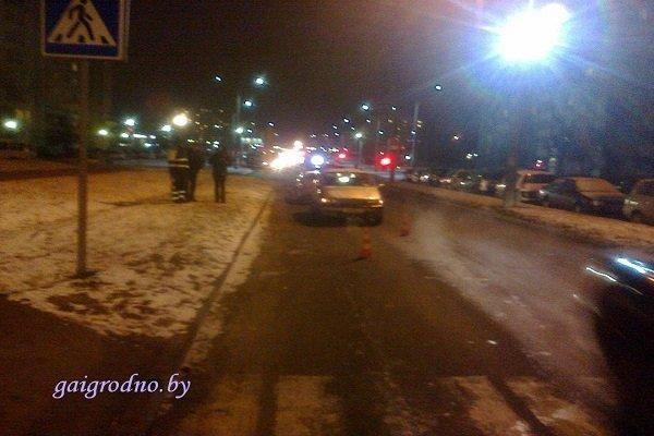 В Гродно на пьяного пешехода, уснувшего посреди проезжей части дороги, наехал автомобиль (фото) - фото 4