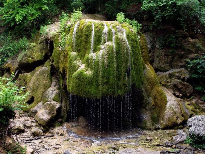 В соцсетях крымчане сообщают об обрушении одного из красивейших водопадов Крыма (ФОТО) (фото) - фото 1
