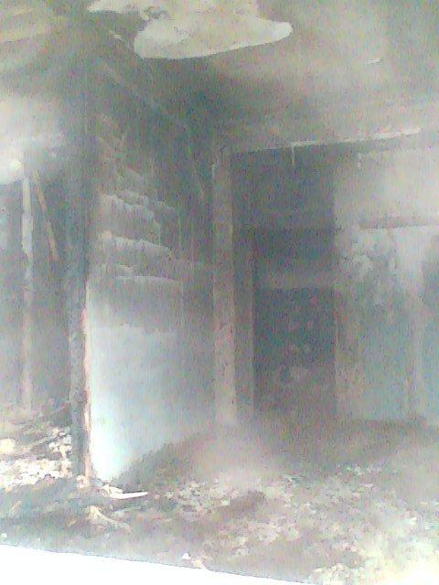 В Днепродзержинске тушили пожары на проспекте Аношкина и улице Матросова (фото) - фото 1