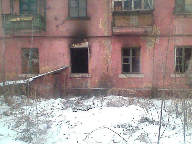 В Днепродзержинске тушили пожары на проспекте Аношкина и улице Матросова (фото) - фото 4