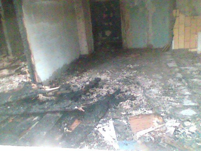 В Днепродзержинске тушили пожары на проспекте Аношкина и улице Матросова (фото) - фото 2