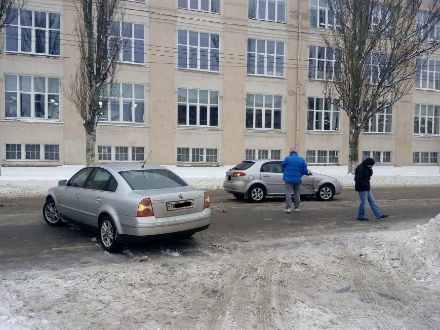В Кировограде случилось ДТП. ФОТО (фото) - фото 1
