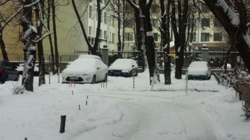 Днепропетровск. Снег. Как город борется со стихией (фото) - фото 9