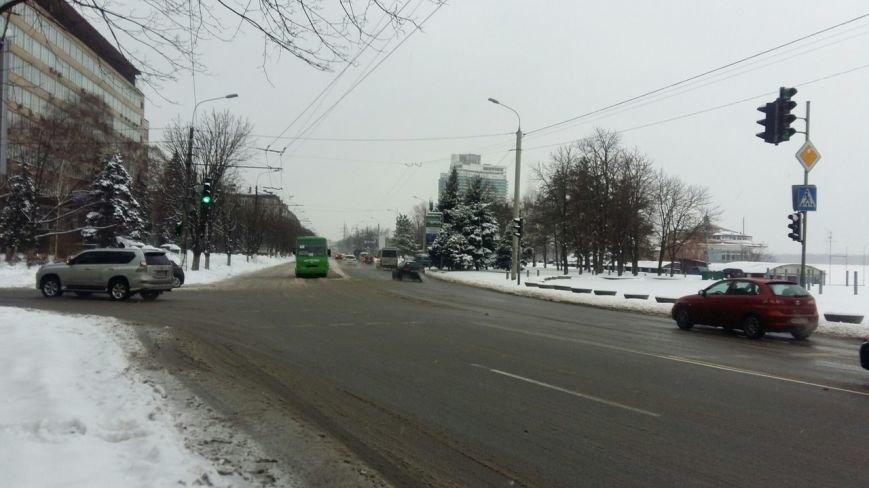 Днепропетровск. Снег. Как город борется со стихией (фото) - фото 6