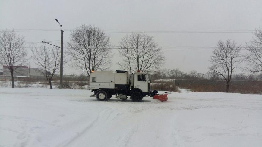 Днепропетровск. Снег. Как город борется со стихией (фото) - фото 2