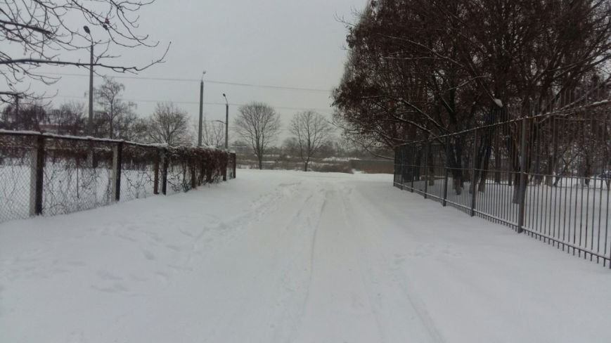 Днепропетровск. Снег. Как город борется со стихией (фото) - фото 1