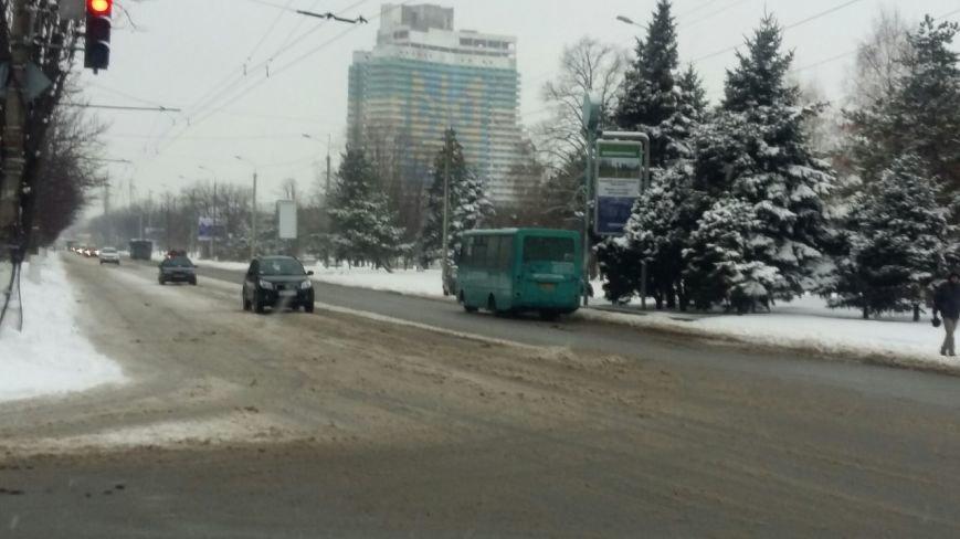 Днепропетровск. Снег. Как город борется со стихией (фото) - фото 8