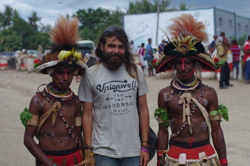 У Кременчуці презентують  музику, фільм і фото з подорожей до Папуа Нової Гвінеї, Азії, Австралії та Нової Зеландії (фото) - фото 4