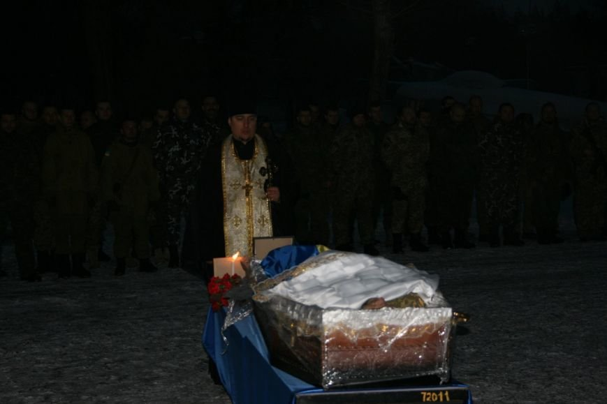 В Северодонецке проводили в последний путь украинского воина (ФОТО), фото-1